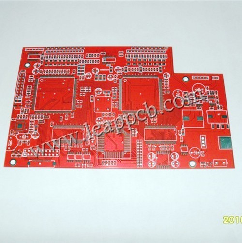 10 layer buried and blind hole pcb